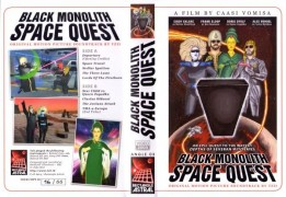Black Monolith Space Quest - Original Motion Picture Soundtrack