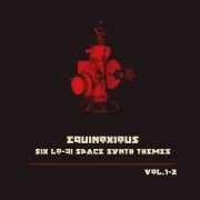 Six Lo-fi Space Synth Themes Vol.1-2