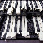 Keep Banging The Keys - A Compilation of Synth & Organ Driven Music