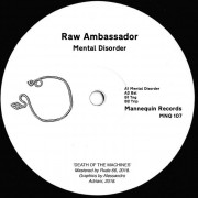 Raw Ambassador - Mental Disorder